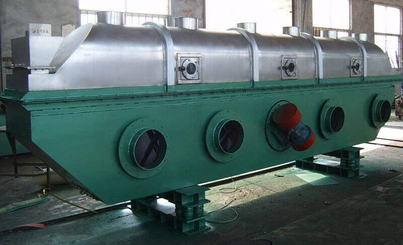 流化床干燥装置